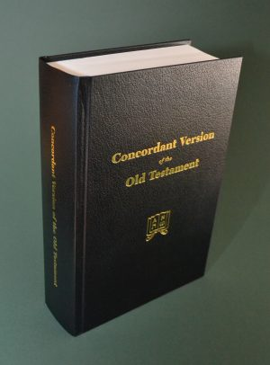 Concordant Version of the Old Testament