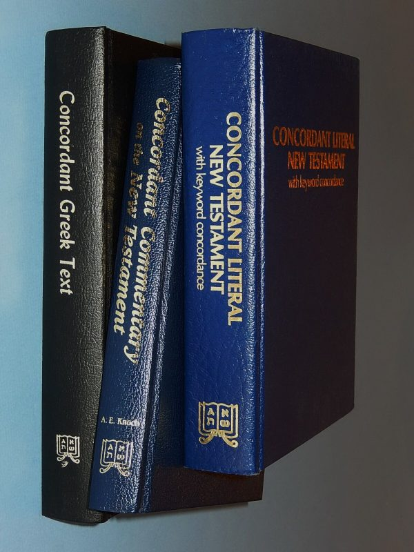 CLNT Greek Text Commentary Set
